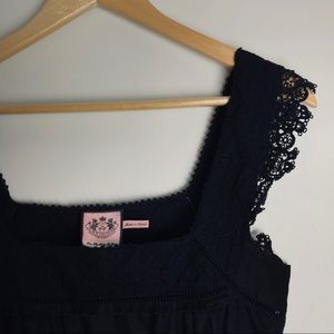 Juicy Couture embellished tank top